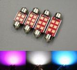 Vianoの読書ランプLED T10W5w 12Vの球根LEDの内部は39 41mm C5wの花飾り41mm C10W Sv8.5自動Canbusランプのトランクライト36をつける