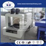Máquina semiautomática del envoltorio retractor