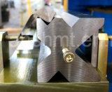 Fluss-Stahl-Platten-Bieger-Maschine, CNC-Herstellungs-Blatt-Presse-Bremse