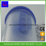 BPA geben Plastikfreuden-Schüttel-Apparatwasser-Flasche mit Metallkugel frei