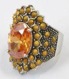 女性のための最新の金指リングデザイン