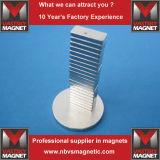 Magneet NdFeB van het Permanente Magnetische Poeder dat van de Zeldzame aarde wordt gemaakt