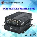 H. 264 четырехканальный в реальном времени автомобиль мобильного цифрового видеорегистратора SD аудио телефона номер канала $ + $ номер 1d1 с разрешением CIF запись в реальном времени 128g Car DVR для мобильных ПК