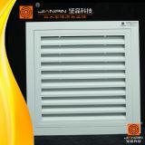 Praça de venda quente grelha de ar de retorno de alumínio no sistema de ar condicionado