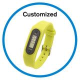 Kundenspezifisches förderndes Kind Childrenpedometer