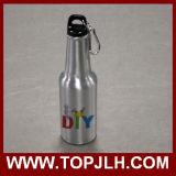 Fles van het Bier van het Aluminium van de Kruiken 400ml van de reis de Draagbare