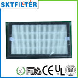 Filtre des fibres de verre HEPA pour l'épurateur de climatisation/air