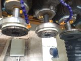 Apm - 350 새로운 창조적인 편리한 자동적인 돌 닦는 기계, 돌 광택기, 돌 비분쇄기