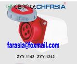 Nueva Generación 4p IP67 32A del zócalo industrial con certificación CE