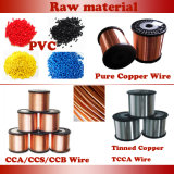 H07V-R 450/750V Tension retardateur de flamme matériau isolant en PVC du câble électrique