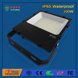 Aluminium 200W 85-265V SMD3030 Outdoor LED Flood Light
