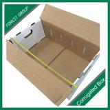 Складная Stackable картонная коробка для фрукт и овощ