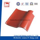 толь плиток Китай крыши строительного материала плитки крыши глины 9fang испанский, сделанный в Guangdong
