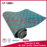 NBR Printing Yoga Mat Solid Color Pilates Exercise