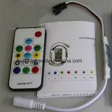 Regolatore a distanza senza fili di DC5V/12V 14key Mini-RF per la striscia Ws2811/Ws2812b del LED