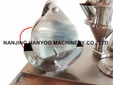 Máquina de rellenar de la mini cápsula semiautomática del GMP