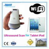 Saumsang LG Apple iPad Mobilephone Ecógrafo inalámbrico de conexión WiFi
