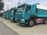 420HPのHOWO 6X4鉱山のダンプトラック