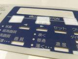 Верхний слой изготовленный на заказ полиэфира любимчика графический с прямоугольным окном, ключами касания
