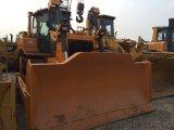 Bulldozer utilizzato del trattore a cingoli D8r in azione