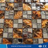 水晶カラーガラスモザイク・タイル