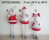 Floppy Standing Christmas Home Decoration-3astst