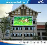 Открытый Mrled дисплей со светодиодной подсветкой экрана P6.25мм Intelligent Крестовина с IP65/IP54