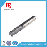 Solid Carbide 4 Flutes Flat End Millet