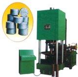 Máquina de imprensa de briquetes de alumínio e latão de sucata