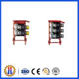 Motor elétrico da grua da construção da grua do baixo preço, redutor