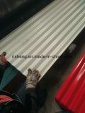 Primeiras bobinas pré-pintadas de aço galvanizado