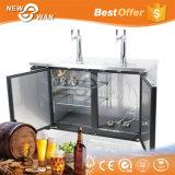 Réfrigérateur de bière de haute qualité (distributeur de bière) avec du keg