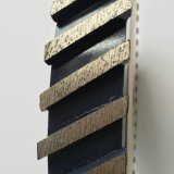 돌 가공을%s 고품질 다이아몬드 비스듬한 분단된 측정 바퀴
