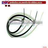Связи кабеля связи кабеля застежка-молния пластичной сильная оборачивает нейлон (P4117)