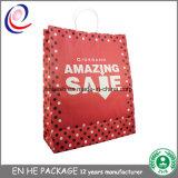 Frohe Weihnacht-Papierbeutel-Einkaufstasche-Paket