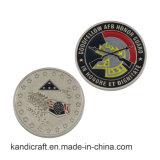 Moneta militare personalizzata promozionale di vendita calda