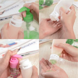 Silicone Travel Bottles Containers Set with Suction Cup