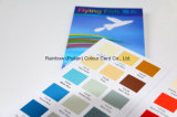 Pintura carta de colores de impresión del libro