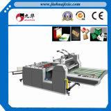 Máquina térmica do laminador da película do preço de fábrica Semi-Auto