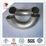 O aço inoxidável da alta qualidade 8inch Schedule80s 304 45 graus LR Elbow