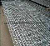 Griglia galvanizzata tuffata calda del pavimento del garage della barra della piattaforma del pavimento