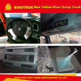 Sinotruck New Yellow River Automatique Light Duty Mini Cargo Tipping Dump Truck