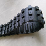 La chenille en caoutchouc pour le Robot/HL-80 de petites machines
