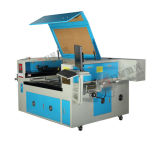 Machine de découpage de laser de caméra vidéo pour des étiquettes avec les Tableaux mobiles