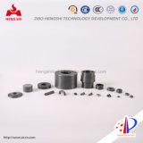 Ceramische die Bal de In entrepot van het Carbide van het Silicium van het Nitride van het silicium in Industrie van Machines wordt gebruikt