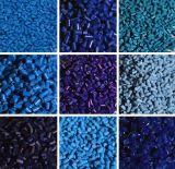 Masterbatch verde fluorescente, colore Masterbatch azul, Masterbatch para a matéria- prima plástica
