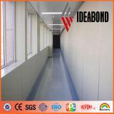 Ideabond 실내 사용법을%s Nano 표면 PE/PVDF 알루미늄 합성 위원회