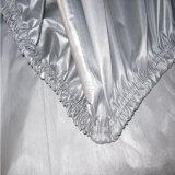 Серебряная Coated ткань тафты с высоко водоустойчивым для крышки автомобиля