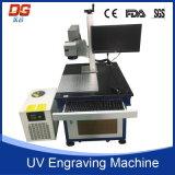 Высокоскоростная UV машина маркировки лазера 3W