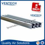 Densífugas de fenda linear do difusor do teto de ar condicionado